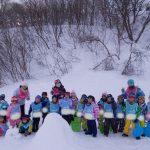 20 幼児雪遊びキャンプ